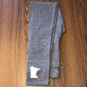 Gray 218 MN Leggings